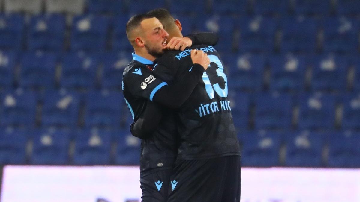 Trabzonspor'un genç yeteneği Faruk Can'ın duygusal anları
