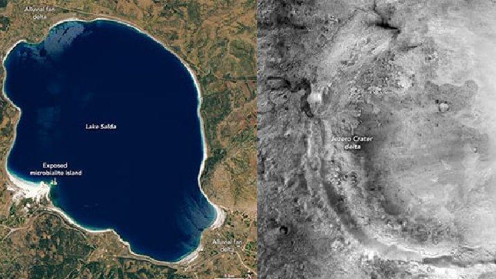 NASA için Salda'da araştırma yapan Prof. Dr. Balcı'dan çarpıcı açılama