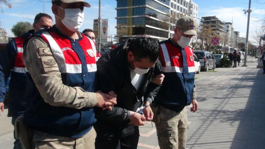 Kırmızı bültenle aranan IŞİD'li terörist, Kilis'te yakalandı
