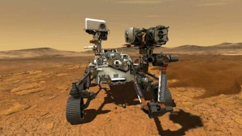 'Mars'ta yaşam izi bulunması ihtimali yüzde 50'