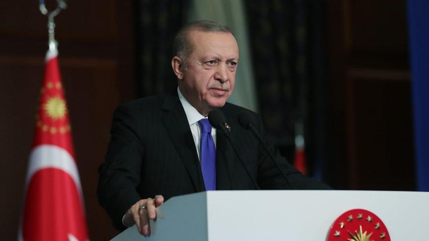Erdoğan: Oynanan oyunları çok yakından takip ediyoruz