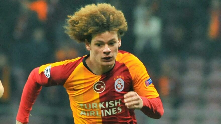 Eyüpspor'un Galatasaray'dan rekor bedelle transferi Erencan Yardımcı kayıp
