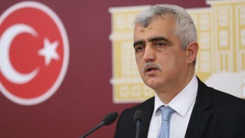 HDP'li Ömer Faruk Gergerlioğlu'na verilen hapis cezası onandı