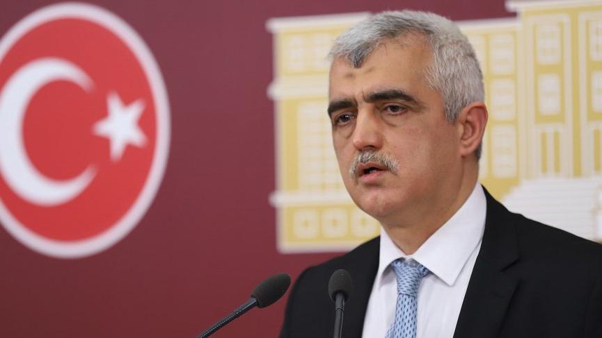 HDP'li Ömer Faruk Gergerlioğlu'na verilen hapis cezası onandı - Son dakika  haberleri