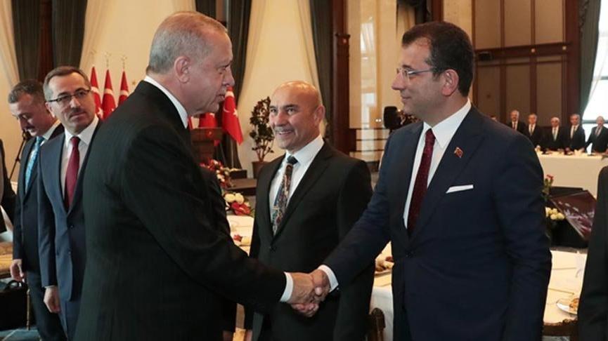 İmamoğlu ile Erdoğan arasında sürpriz görüşme