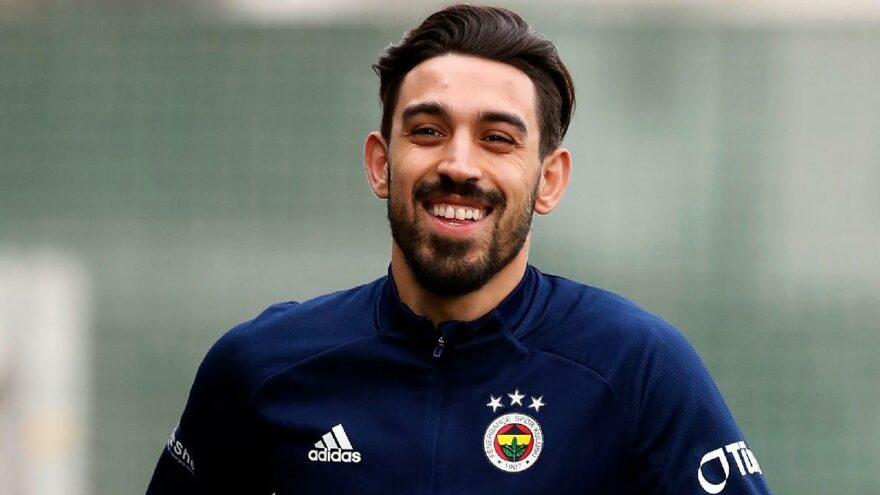 İrfan Can Kahveci: Fenerbahçe'den Avrupa'ya gitme hayalim var