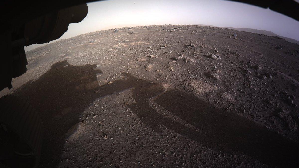 Perseverance, Mars'tan yeni fotoğraflar yayınladı