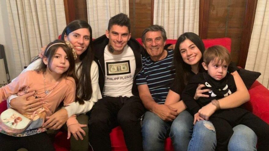 Fenerbahçeli Diego Perotti'nin babası: 'Tamamen yalan!'
