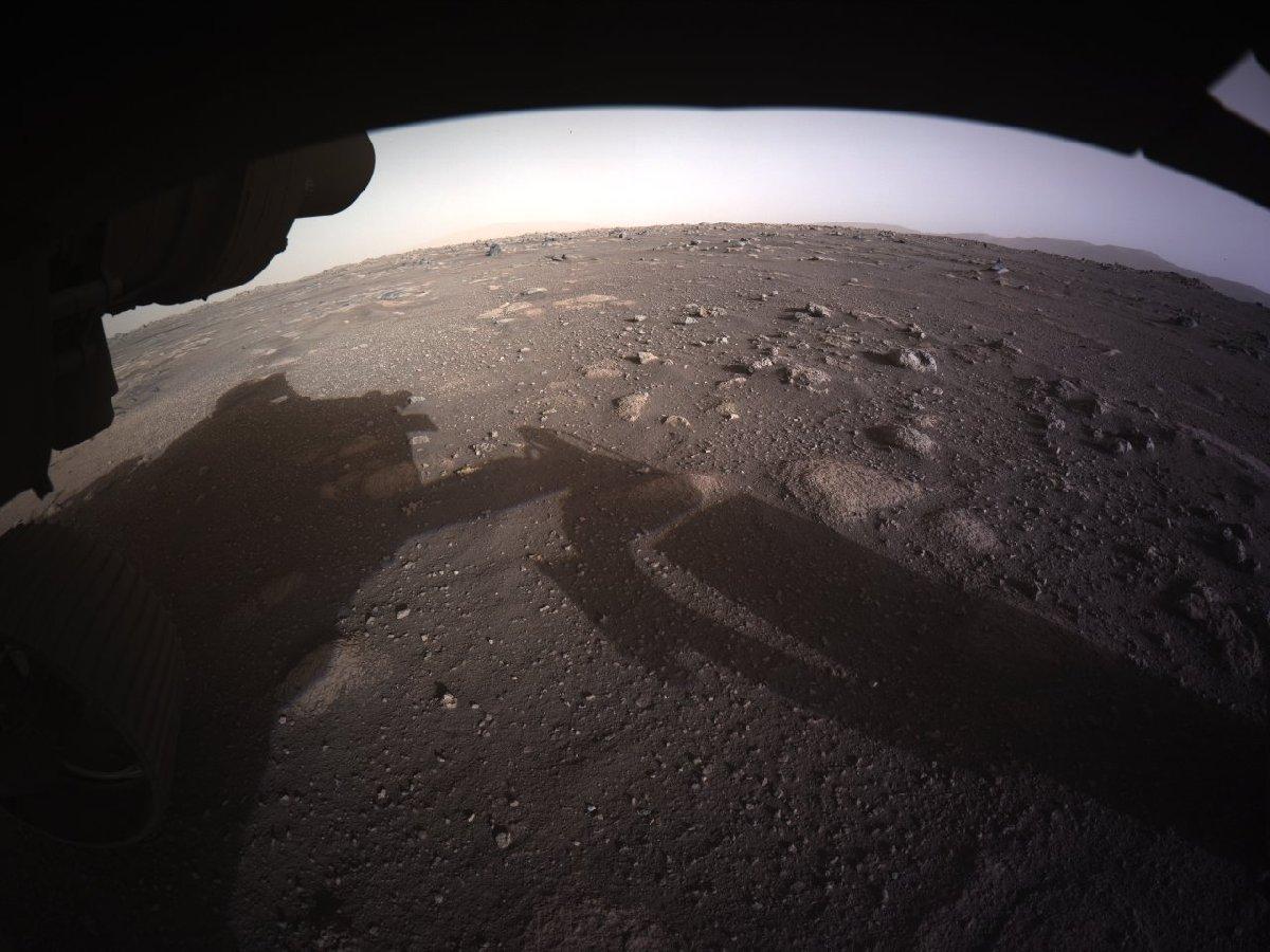 Perseverance, Mars'tan yeni fotoğraflar yayınladı 16