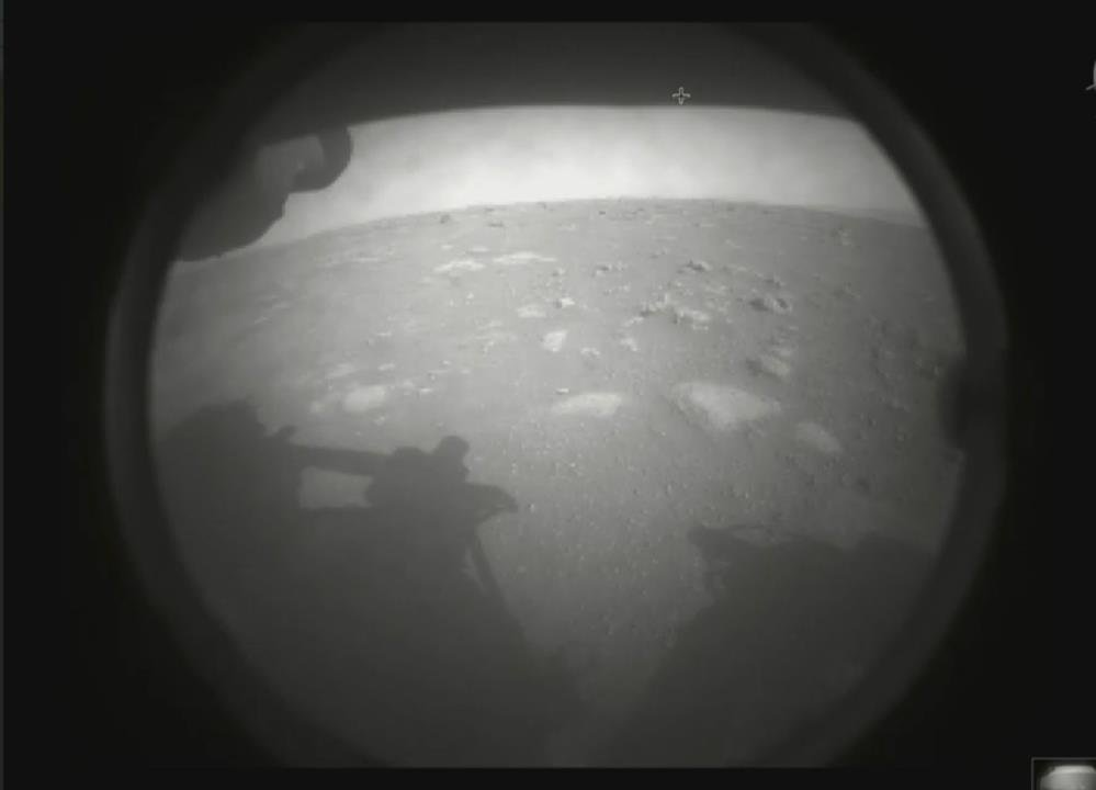 Perseverance, Mars'tan yeni fotoğraflar yayınladı 17