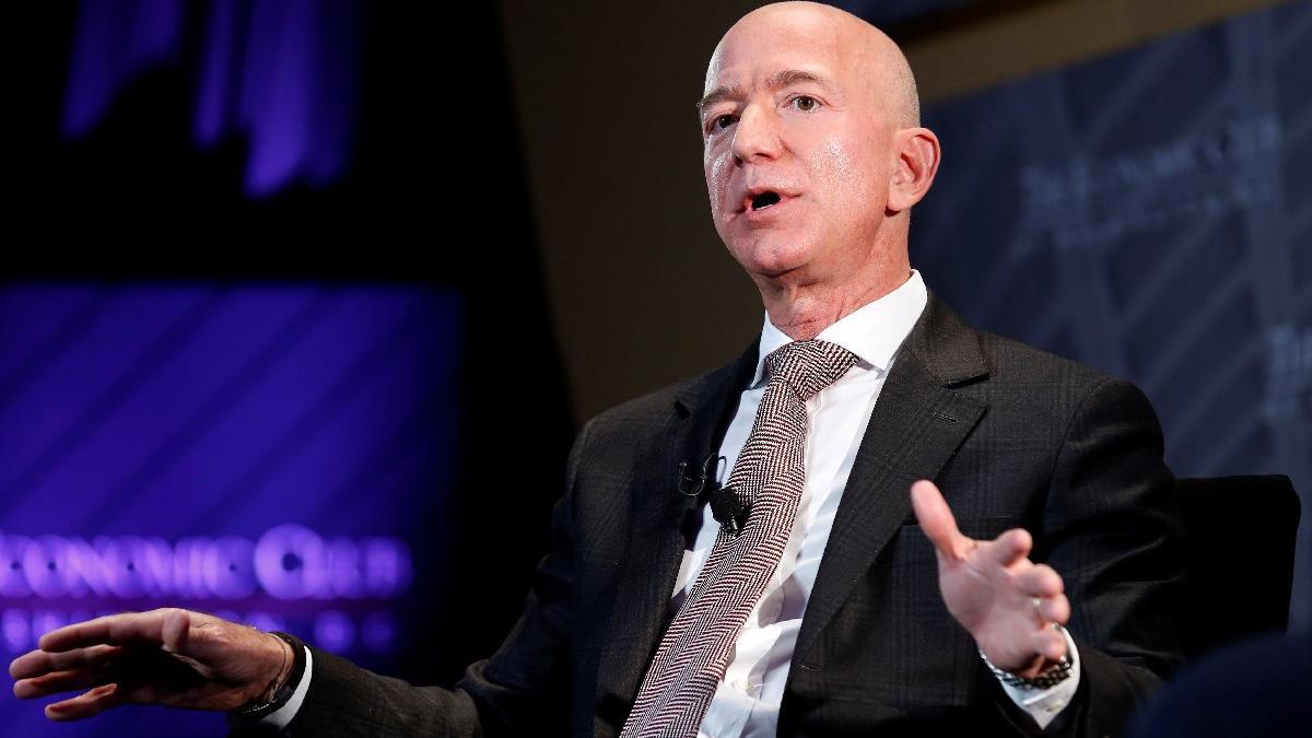 Görevi bıraktı ama... Bezos dakikada 1 milyon TL kazanıyor