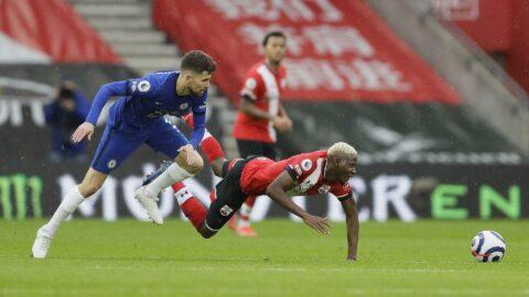 Chelsea 6 maçtır kaybeden Southampton'a takıldı