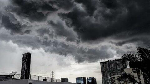Gri bulutlar dağılıyor
