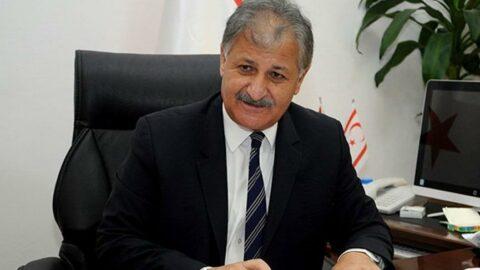 KKTC'de Sağlık Bakanı değişti
