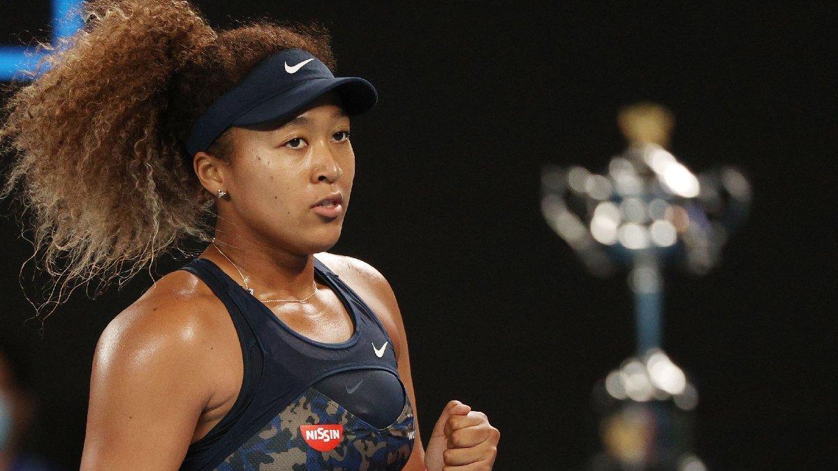 Avustralya Açık'ta şampiyon Naomi Osaka