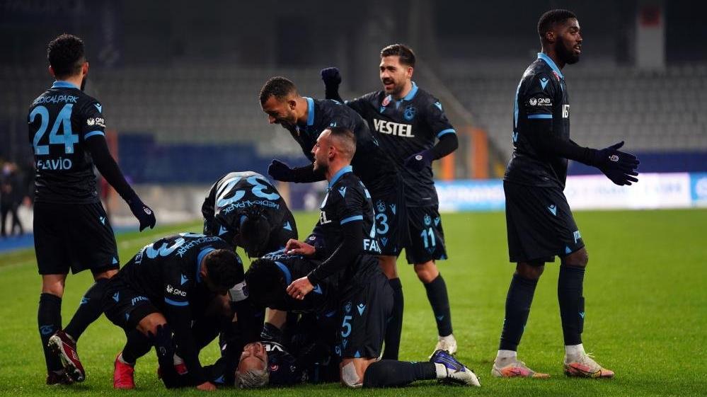 Trabzonspor, Avrupa'da en iyiler arasında!