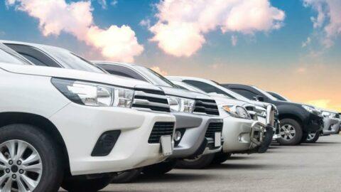 Araç kiralama sektörü yüzde 5.6 küçüldü