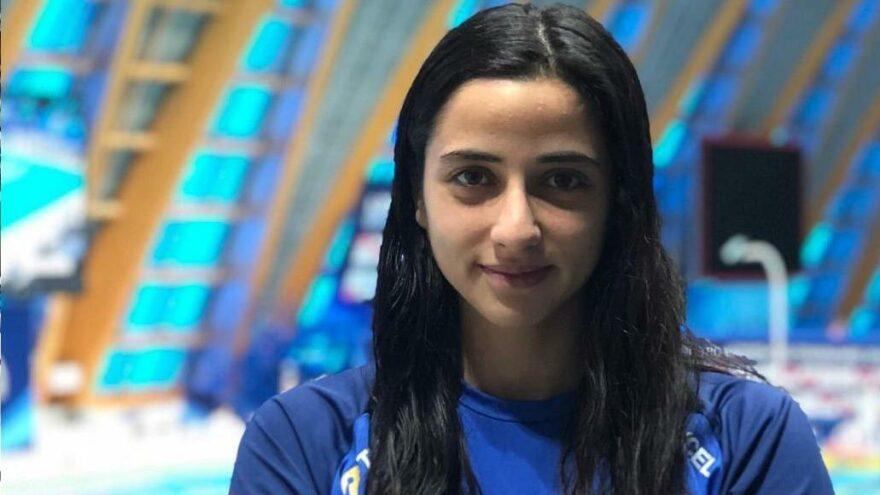 Deniz Ertan olimpiyat A barajını geçti