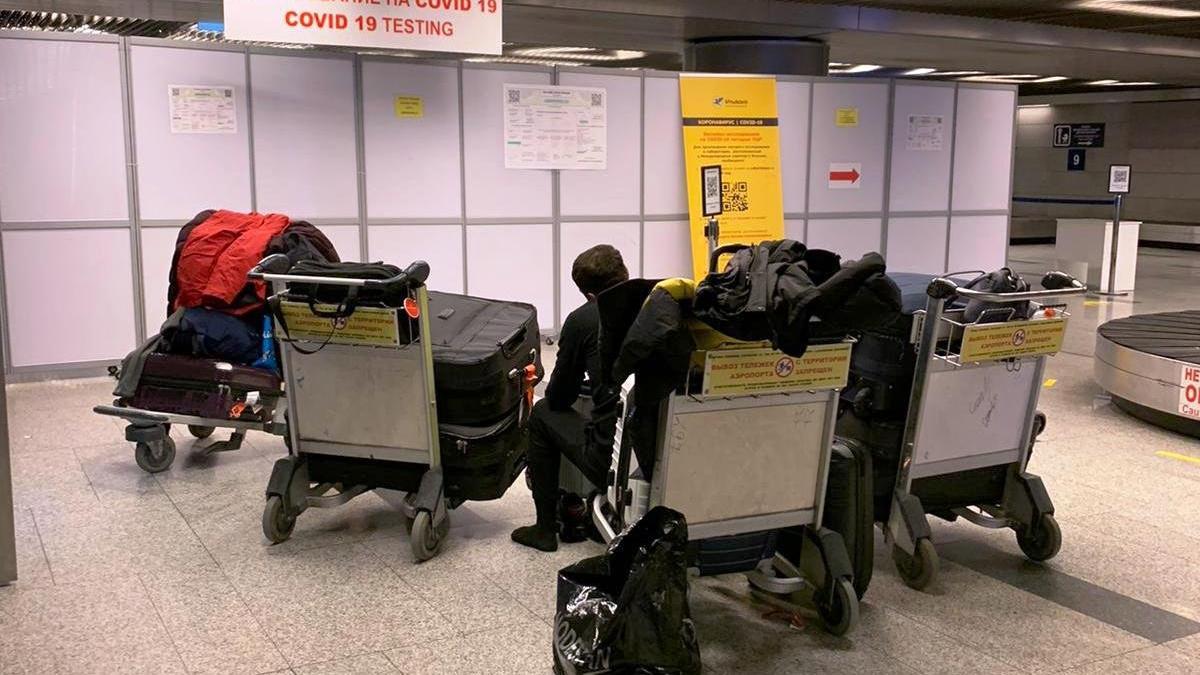 Türk iş insanlarına Moskova'da mülteci muamelesi