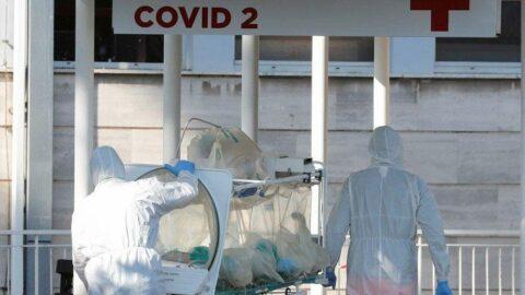 İtalya'da 13 bin 452 yeni vaka tespit edildi
