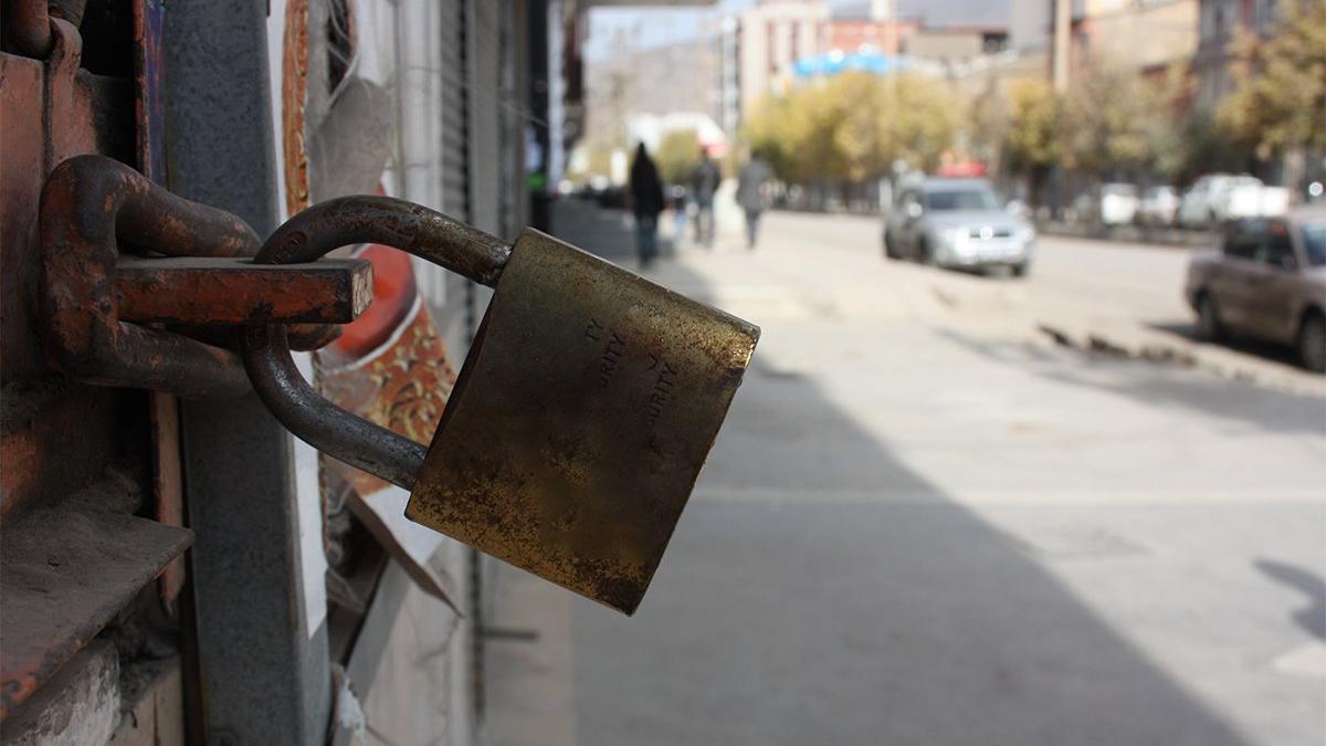 Ekonomik kriz kenti vurdu! 'ilk defa bir senede yaklaşık bin esnaf kepenk kapattı'
