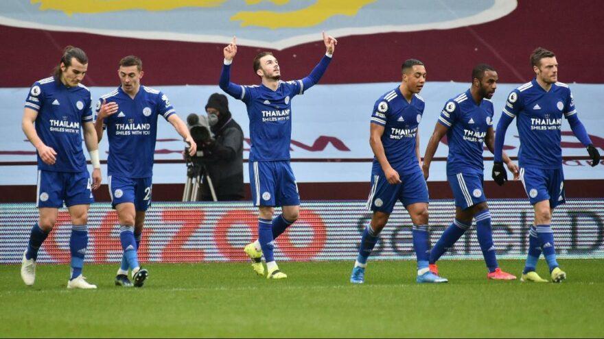Çağlar Söyüncü'lü Leicester deplasmanda kazandı