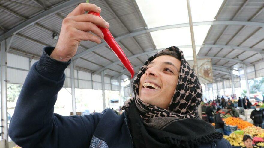Şanlıurfa'da kente özgü biberler tükendi, Antalya'dan 'Şili biberi' takviyesi yapıldı