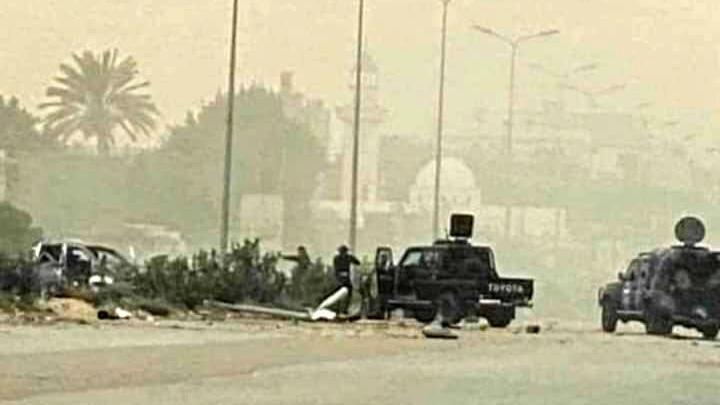 Libya'da bakana suikast girişimi