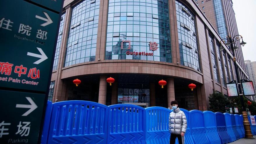 Dünya Sağlık Örgütü'nden Wuhan açıklaması