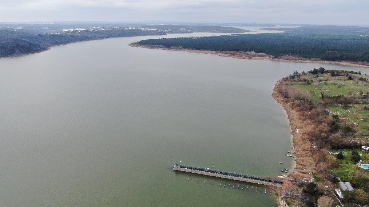 Baraj doluluk oranları artmaya devam ediyor