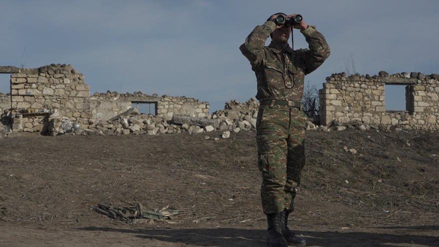 Ermenistan'dan Rus hamlesi: Sınırlara konuşlandırılsın