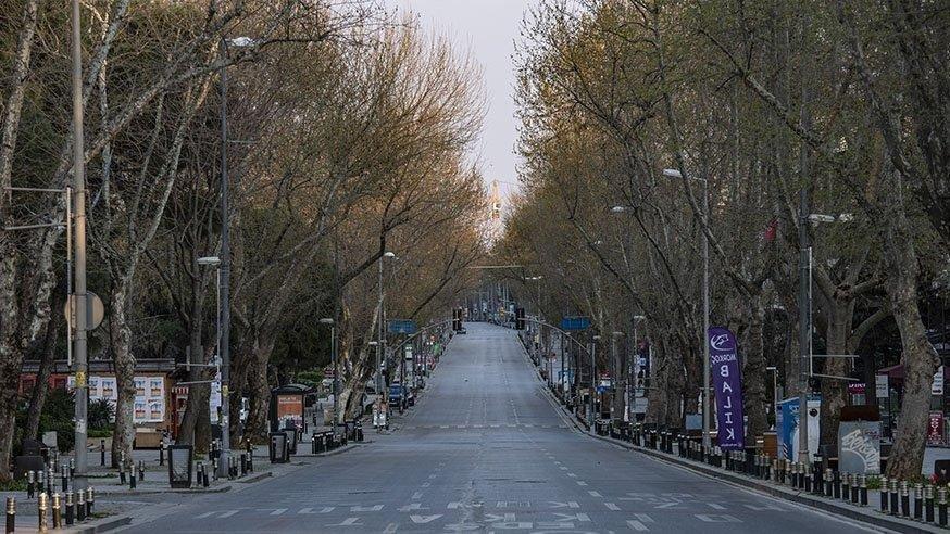 İçişleri Bakanlığı'ndan sokak kısıtlaması açıklaması