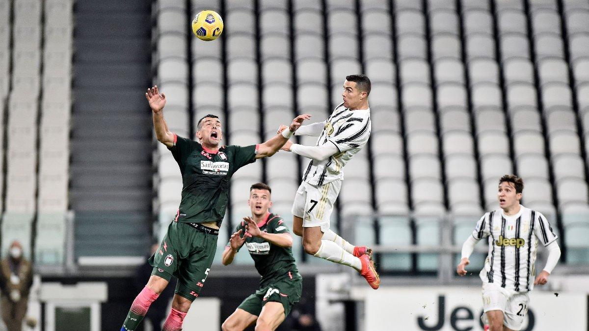 Ronaldo 14 sezon üst üste 25 gol barajını aştı