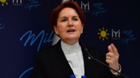 Akşener'den Erdoğan'ın 'müjdesine' tepki: İhtiyacı bile gidermiyor
