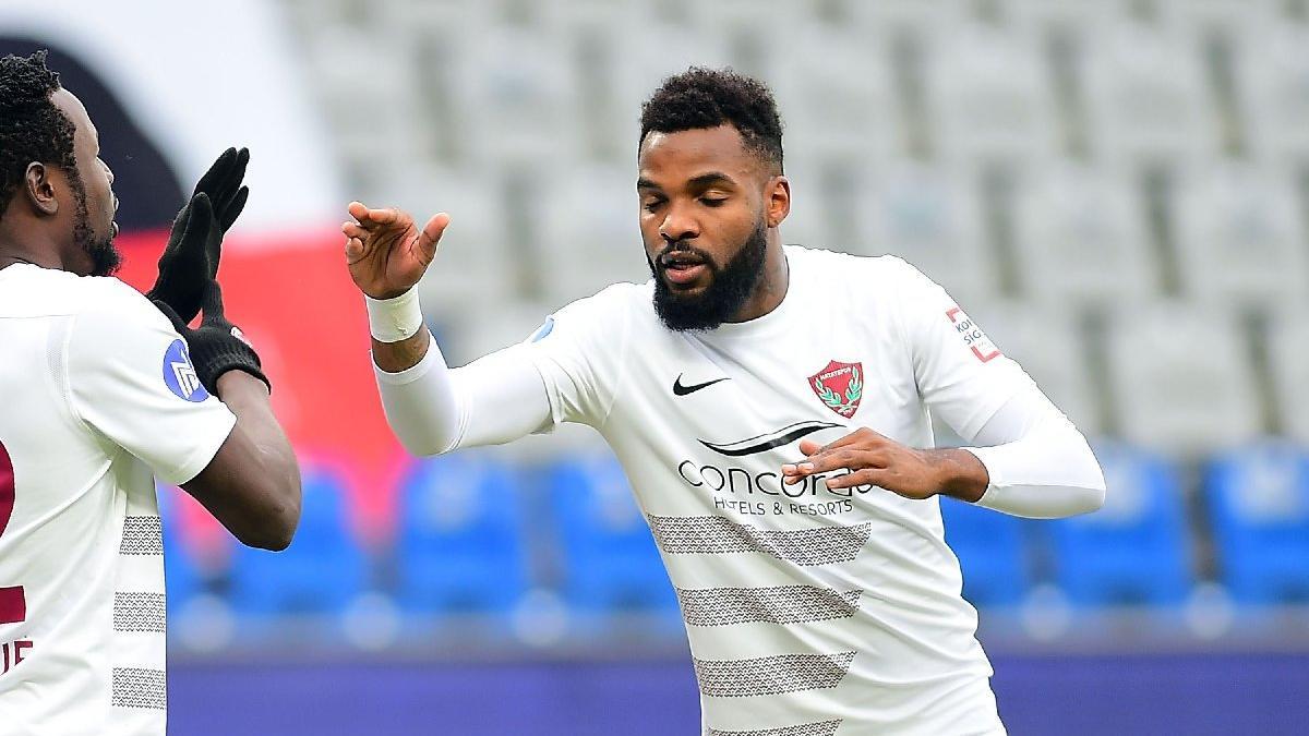 Hatayspor Boupendza transferi için Krasnador ile anlaşmaya vardı
