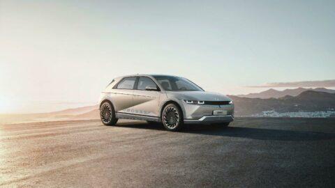 Hyundai'nin en yeni elektriklisi tanıtıldı
