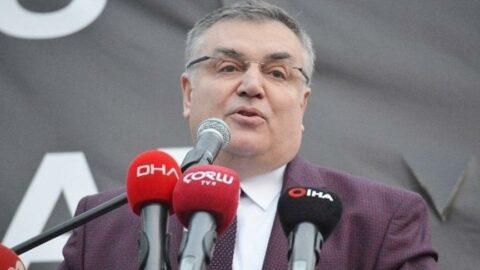 Mehmet Siyam Kesimoğlu iki yıl sonra yeniden CHP'de