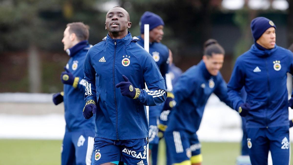 Papiss Cisse: 'Fenerbahçe Türkiye'nin Real Madrid'i'