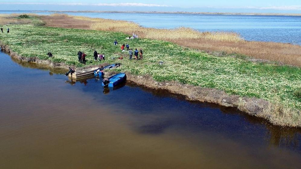 3 yıl önce Adana'da keşfedilen 'Nergis Adası' dikkat çekiyor