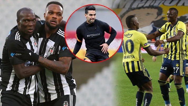 Fenerbahçe'nin forvetleri kayıp! Falcao bile daha çok gol attı...