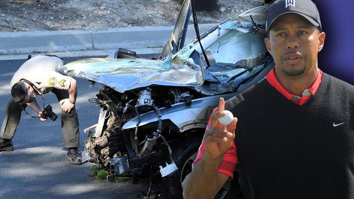 Son dakika   Ameliyata alınan Tiger Woods'un son durumu ile ilgili açıklama