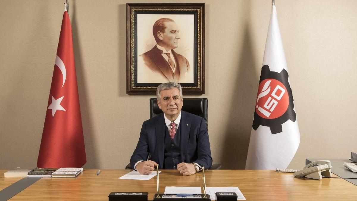 İSO Başkanı Bahçıvan'dan sanayicilere çağrı