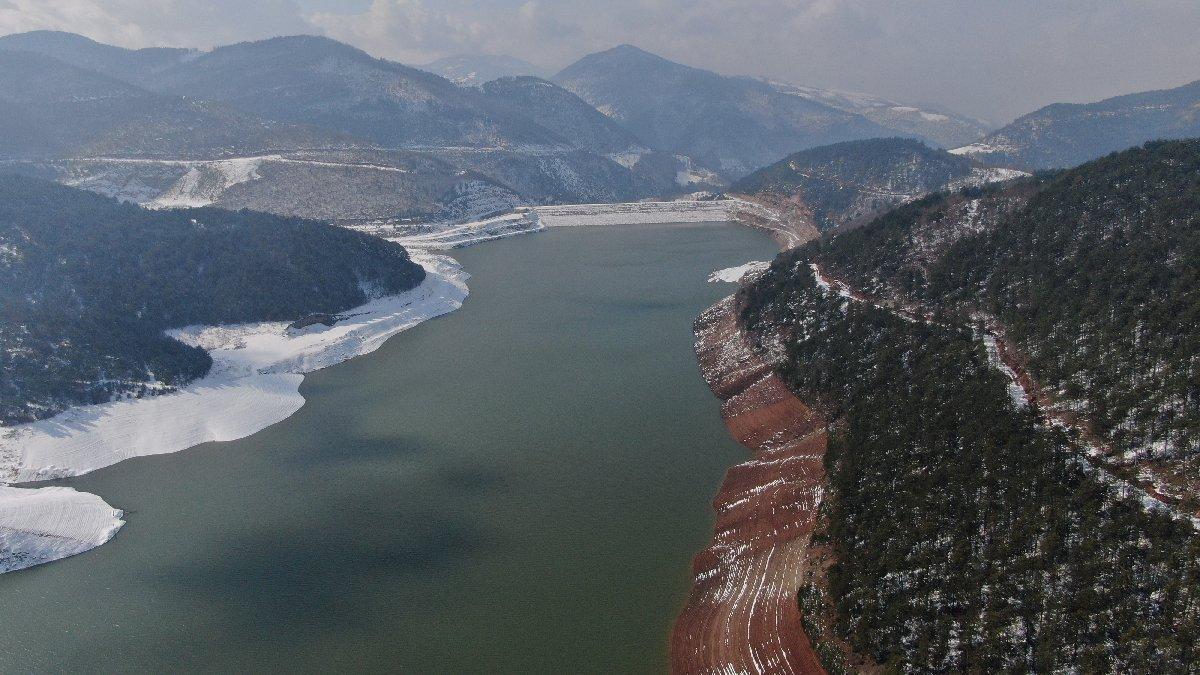 Baraj doluluk oranı son bir ayda yüzde 15 arttı