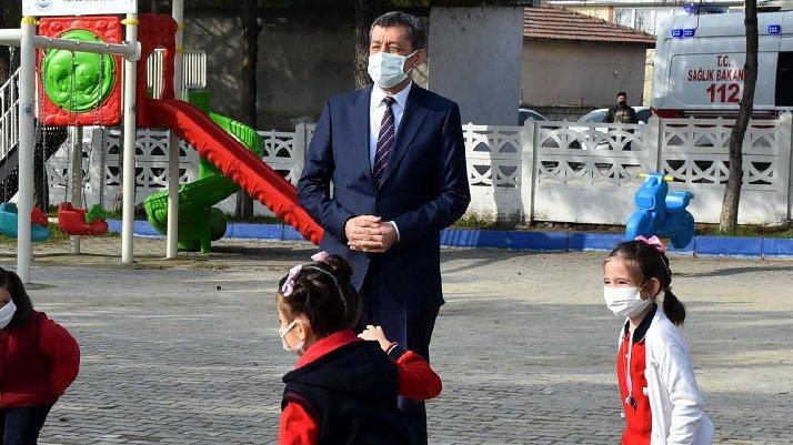 Son dakika... Milli Eğitim Bakanı Ziya Selçuk'tan yüz yüze eğitimle ilgili yeni açıklama