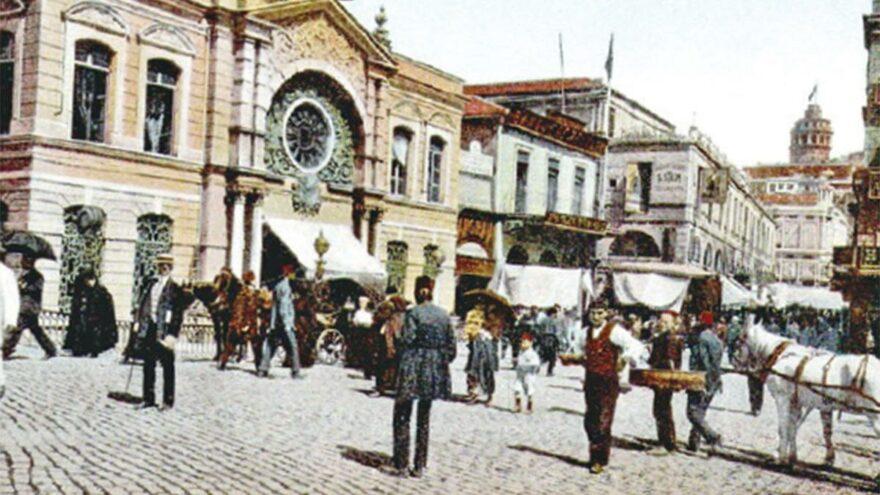 Osmanlı Devleti'nin iflası: Galata'nın Karakutusu