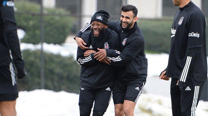 Beşiktaş'ta Rachid Ghezzal bayramı