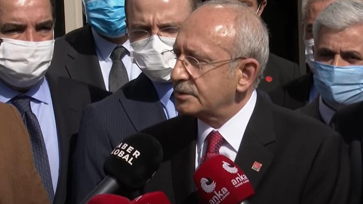 Kılıçdaroğlu, Erdoğan'a seslendi: Sen inat edeceğine...