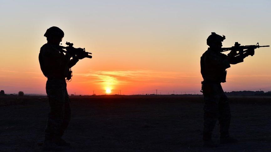 MSB: Türkiye'ye girmeye çalışan DEAŞ'lı terörist yakalandı