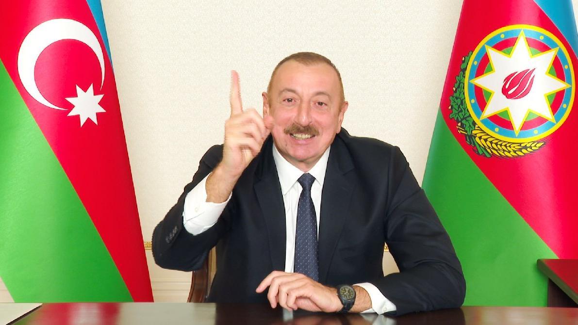 Aliyev'den Paşinyan yorumu: Bizi dinlese rezil olmazdı