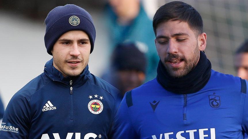 Trabzonspor-Fenerbahçe derbisinin şifresi: Bakasetas-Pelkas